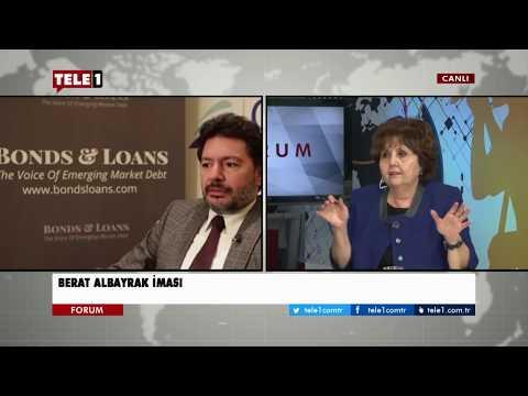 Forum - Ayşenur Arslan (29 Kasım 2017) | Tele1 TV