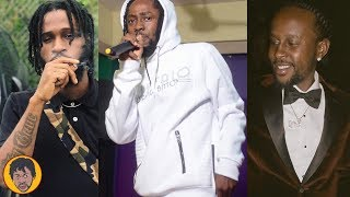 Popcaan & Quada GET Diss WICKED! By Honormosity