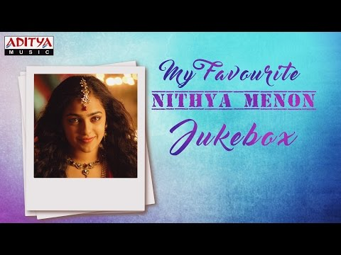 My Favourite ♥ Nithya Menon ♥ Telugu Hit Songs Jukebox