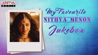 My favourite ♥ nithya menon ♥ telugu hit songs jukebox