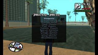 como colocar mod menu no GTA SAN ANDREAS [PC]