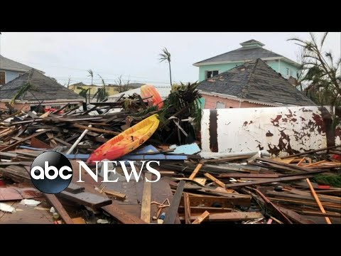 Deadly Hurricane Dorian batters Bahamas as storm impacts US I Nightline