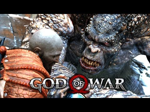 God Of War #9 - Angriff Des Ogers & Broks Bruder Sindri! | LP Deutsch PS4 Pro
