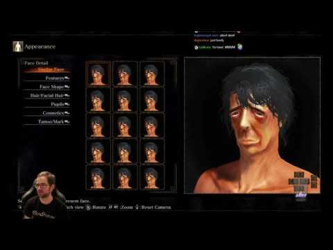 Dark Souls 3, SL1 - Aggression Mod (Part 1)