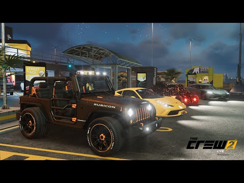 The Crew 2 All Unobtainable Vehicle (The Game Update) Showcase (SOUND ON!) |