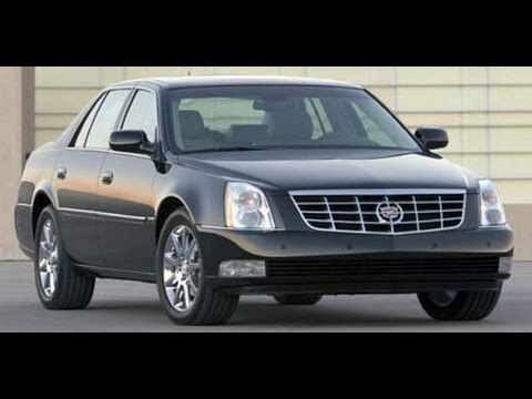 2006 Cadillac Dts Interior Exterior Tour Youtube
