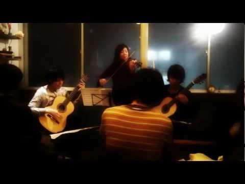 クラシックギターDuo いちむじん&荒井桃子 「龍馬伝(紀行)」