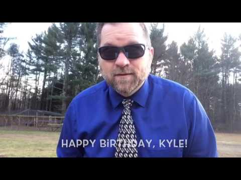 Rocky Theme Happy Birthday Kyle!