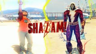 COMO CONSEGUIR A SHAZAM EN GTA 5 | GTA 5 MOD SHAZAM