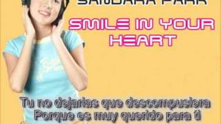 (Sub/Esp) Sandara Park - Smile In Your Heart [Download/MP3]