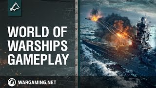 World of Warships: First Gameplay Video