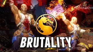 "BARAKA IS A BRUTALITY MACHINE! - Mortal Kombat 11 Online Beta: ""Baraka"" Gameplay"