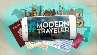 #ModernTraveler - A New Travel Show Coming Soon to Ora.TV
