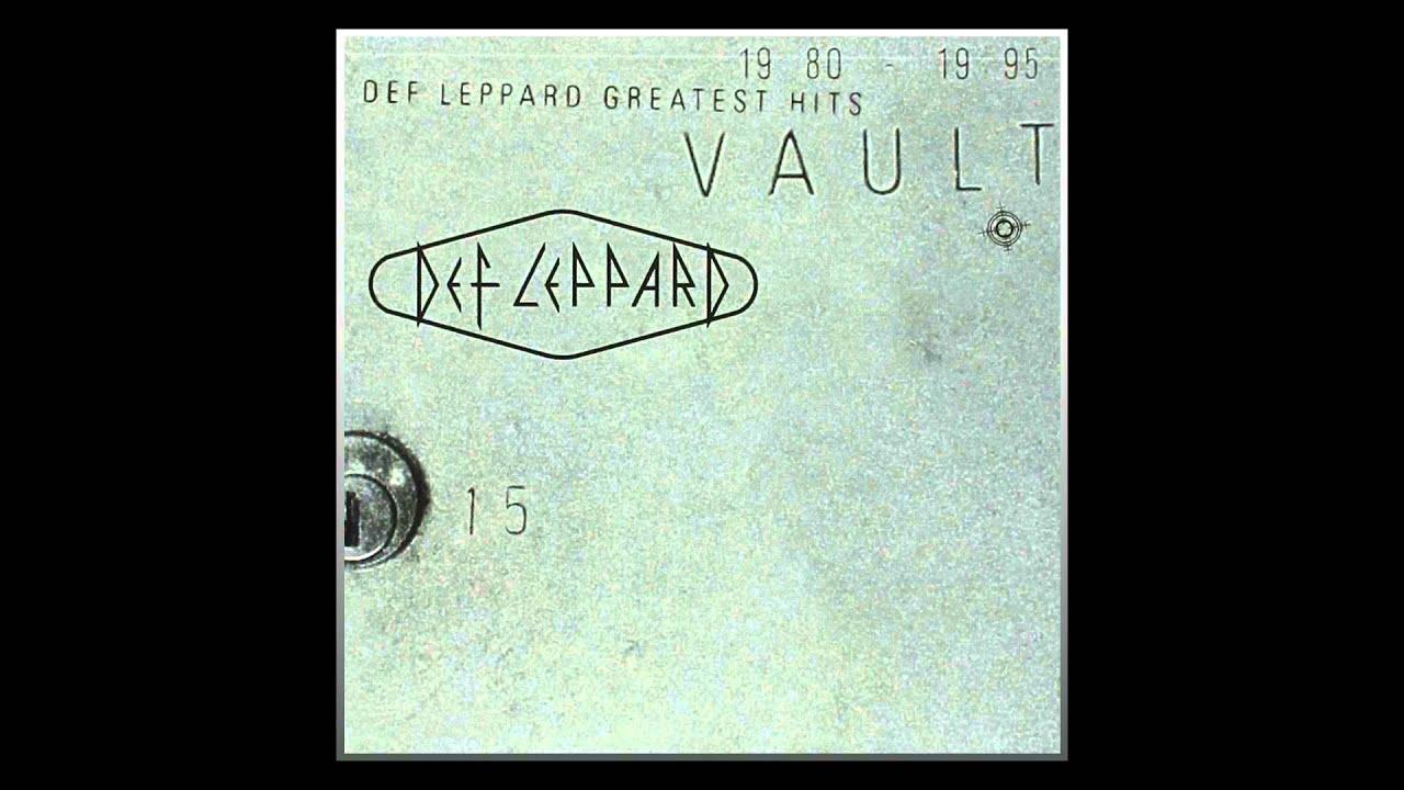 Download DEF LEPPARD -  LET'S GET ROCKED