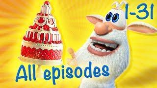 Booba - Compilation of All 31 episodes + Bonus - Cartoon for kids