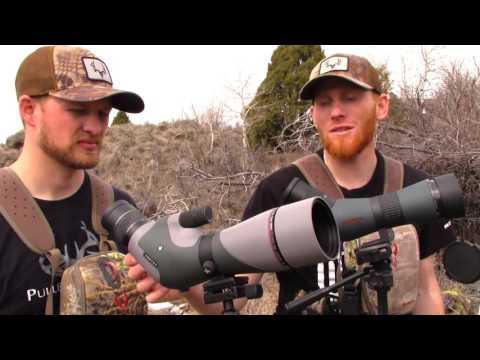 Athlon Ares Spotting Scope VS. Vortex Razor Spotting Scope Review