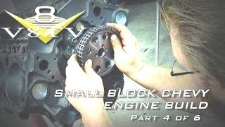 Engine Building Tips 6-Part Video Series Small Block Chevy Part 4 How To Degree A Cam V8TV