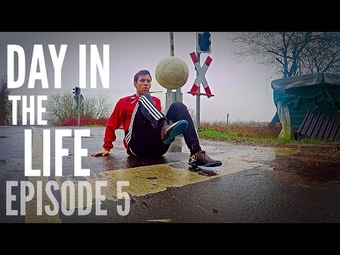 Day in the Life - EP. 5! 10k Touch Program, Chest Workout, Mentality
