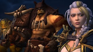 [SPOILER] Cinematic: Die Verhandlungen | World of Warcraft (DE)