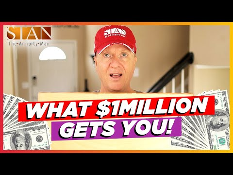 How Much Does A $1 Million Annuity Pay Per Month?