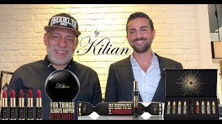 NEW By Kilian After Sunset & Holiday Gifting Ideas with Steve Assous