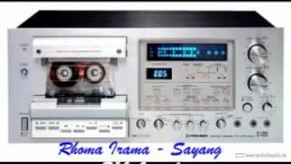 [ OM SONETA ]  Rhoma Irama  - Sayang
