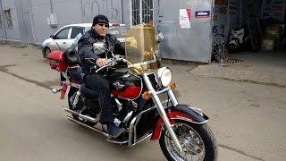 Как весело и  просто купить мотоцикл в чужом городе!