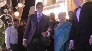 British Airways - First Boeing 787 Dreamliner to Hyderabad with Amitabh Bachchan