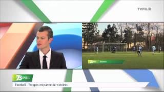Le 7/8 Sports – Emission du lundi 24 novembre 2014