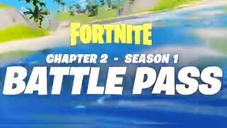 *NEW* Fortnite Chapter 2 Battle Pass Trailer Leaked - All you need to know!