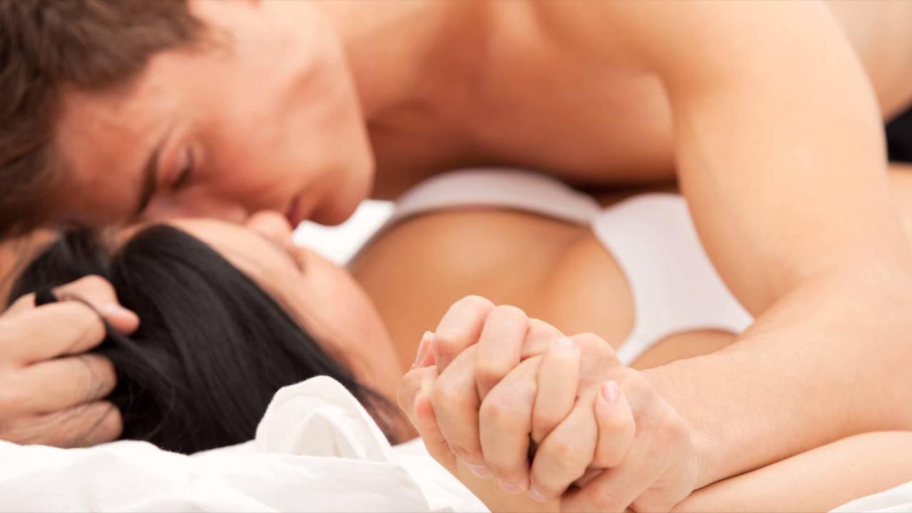 Первый секс месячных нет