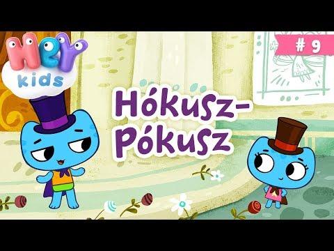 Cantec nou: Kit s Kate : Hkusz Pkusz | Rajzfilmek - HeyKids