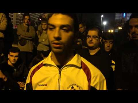 Voro VS Karim 2a Ronda 4a CLASIFICATORIA CV BATTLE