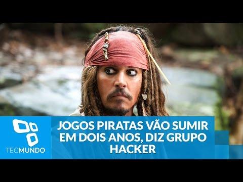 Fim Da Festa: Jogos Piratas Vão Sumir Em Dois Anos, Diz Grupo Hacker