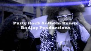 Download LMFAO - Party Rock Anthem (Badjay's Version) MP3 song and Music Video