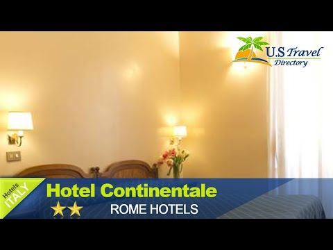 Hotel Continentale - Rome Hotels, Italy