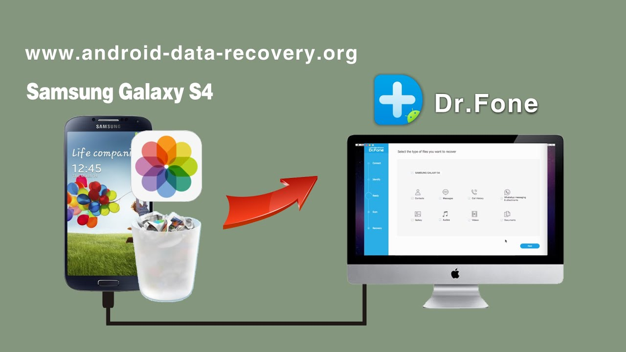 How To Recover Lost Photos From Samsung Galaxy S4