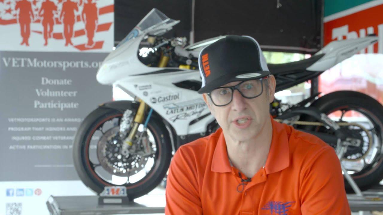 Latus Motors Racing And Vetmotorsports Partner For The