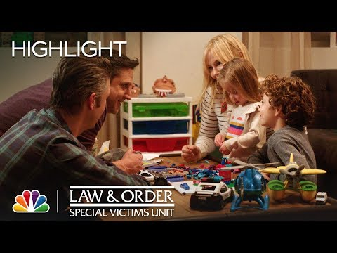 Law & Order: SVU - Share the Moment: Benson's Real Family (Episode Highlight)
