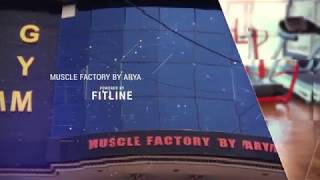 FITLINE NEW GYM GYM MUSCLE FACTORY IN AGRA