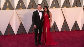 Oscars: Matt Damon Red Carpet (2016)