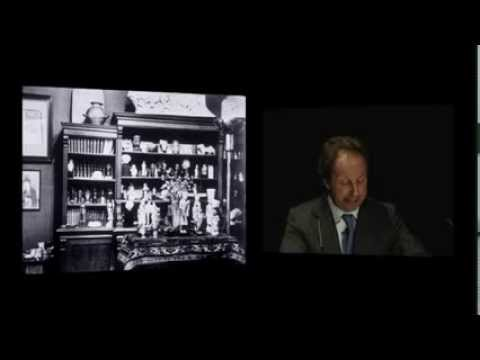 Joseph Leo Koerner, Tanner Lecture, The Viennese Interior: