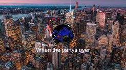 Billie Eilish, When The Party's Over Cover Remix, JDBaej - J450NZ DELAVOY
