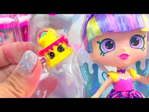 TOYS Shopkins BIRTHDAY CAKE Unboxing