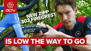NEW Zipp 303 Firecrest Wheels - A Tyre Pressure Revolution?
