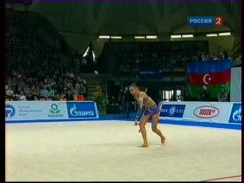 Evgenia Kanaeva-Fabulous Clubs-Final-GP Moscow 2011-RUS 2 TV