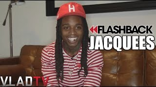 Jacquees: I'm Dark Skinned & 5'4 - I'm Not Like Other R&B Singers (Flashback)