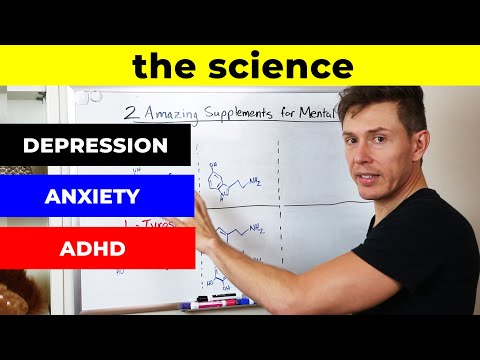 L-Tyrosine and 5-HTP �� | 2 Amazing Supplements for Mental Health (benefits & science)