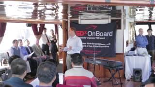 How to Clean Air Pollution Using Light! | Brian Haas | TEDxOnBoard