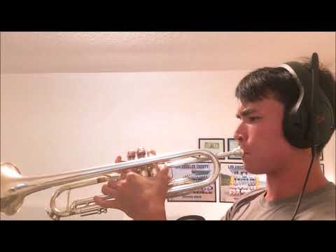 Boku No Hero Academia: Peace Sign Trumpet Cover